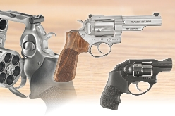 Ruger Double Action Revolver