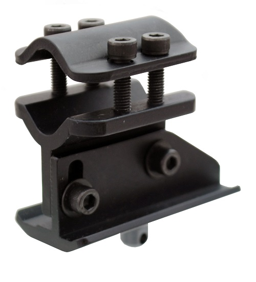 Harris Zweibein-Adapter Universal