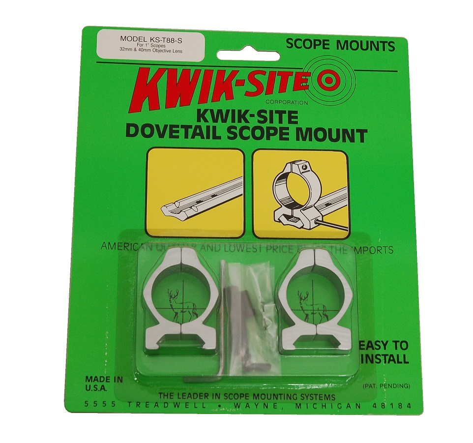 1´ Kwik-Site Ringe (H=4,2mm)