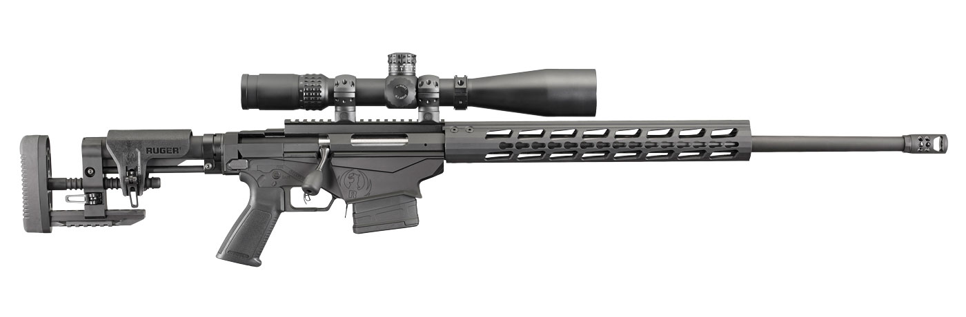 2. Generation! Ruger Precision Rifle 6,5 Creedmoor