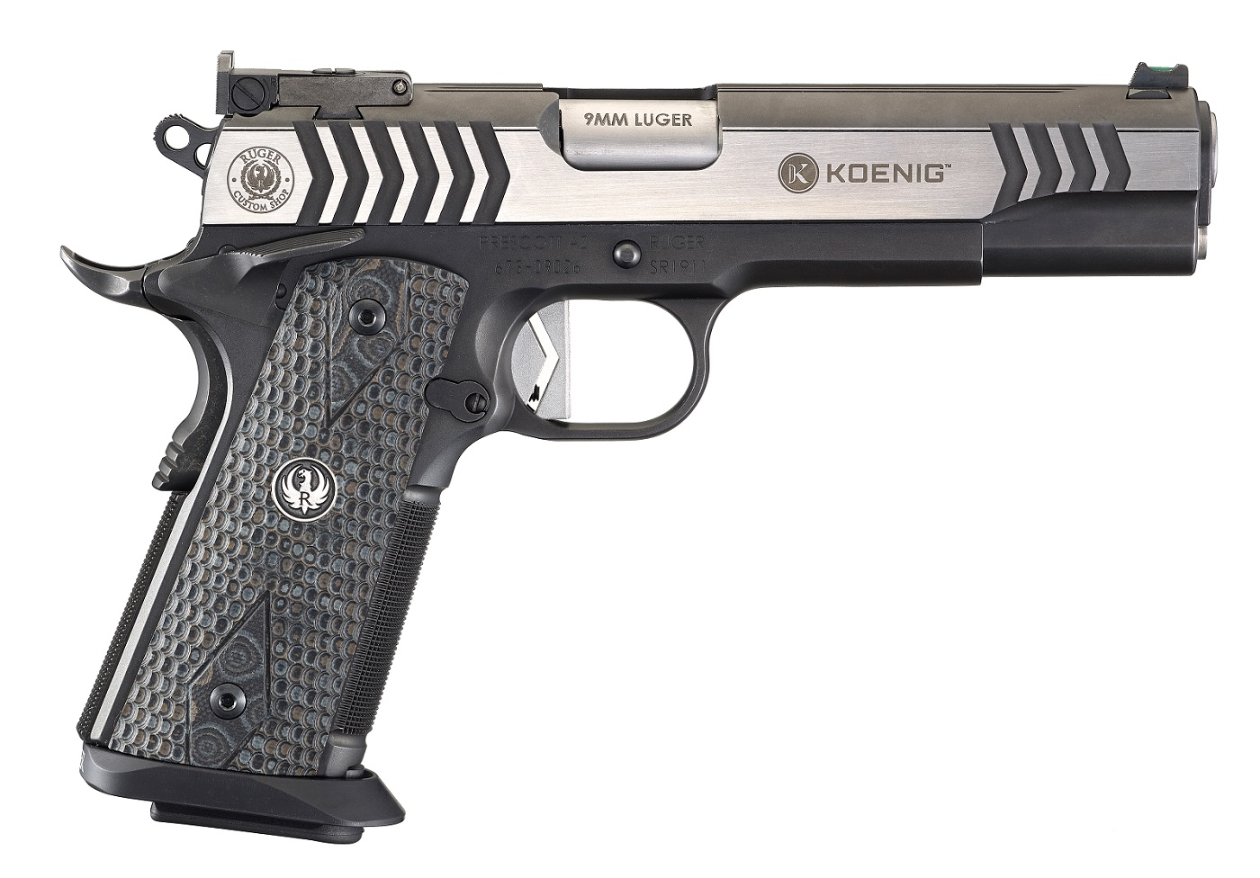 *Ruger SR1911 Competition 9mm Luger