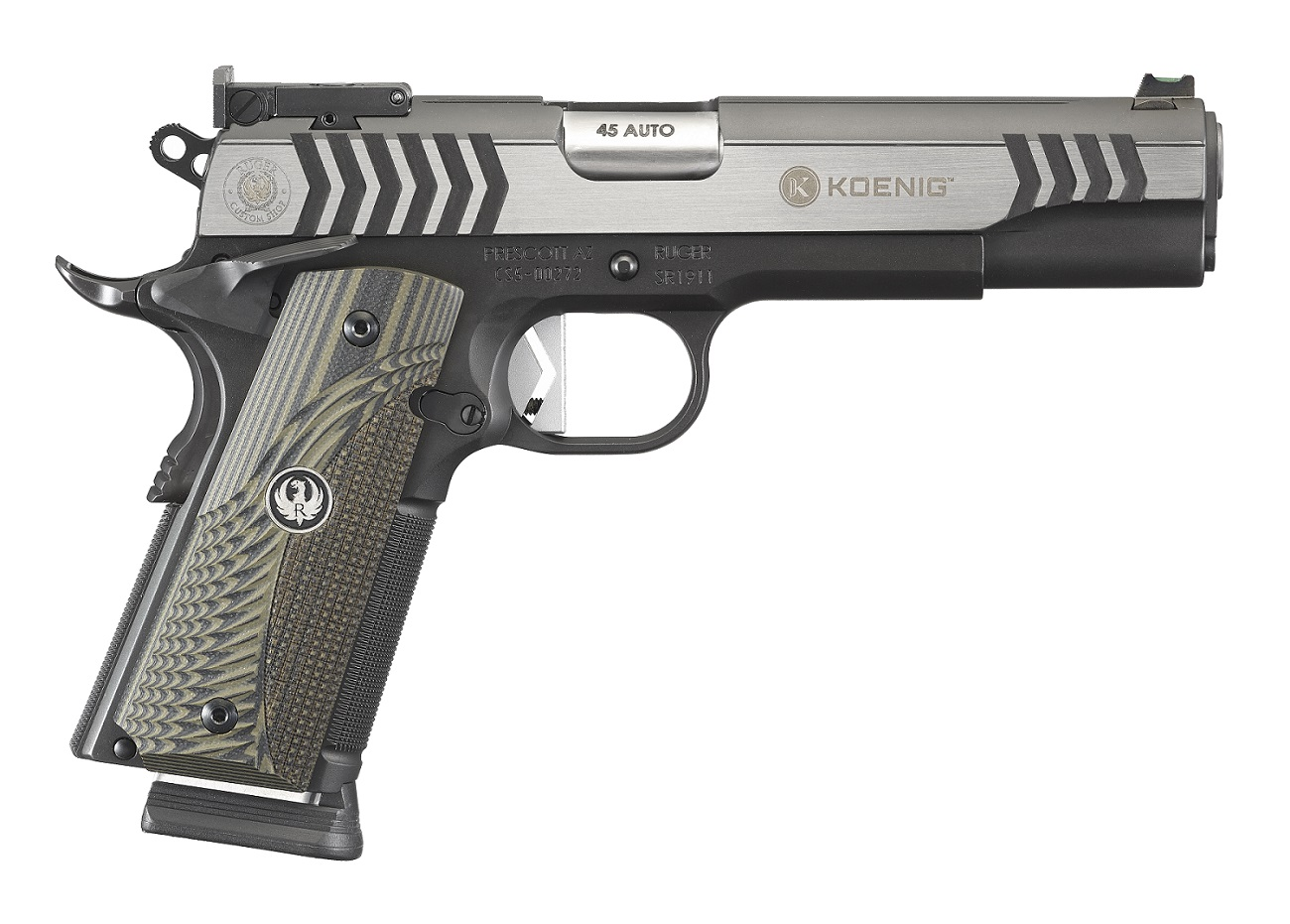 *Ruger SR1911 Competition .45 Auto