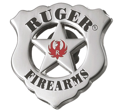 Ruger ´Sheriff-Batch´ Anstecker