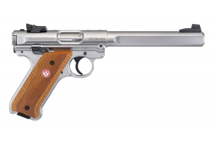 Ruger Mark IV Competition .22 lfB.