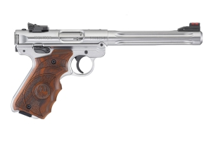 Ruger Mark IV Hunter .22 lfB.