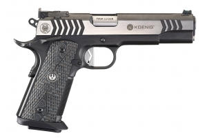 Ruger SR1911 Competition 9mm Luger
