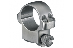 Ruger Ring 1´, stainless medium