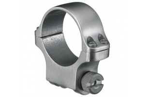Ruger Ring 30mm, stainless medium