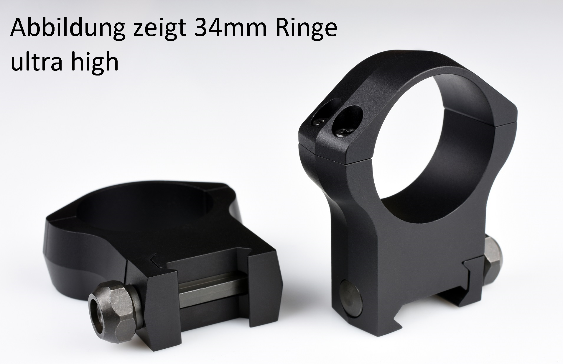 Warne 1´ Ringe Mountain Tech